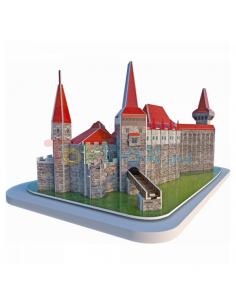Puzzle 3D Noriel, Castelul Huniazilor,67 piese