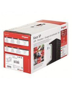 UPS Legrand KEOR SP 1000 1000VA/ 600W 2x IEC + 2x German