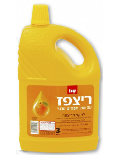 Detergent pardoseli universal cu ulei de portocala Sano Floor