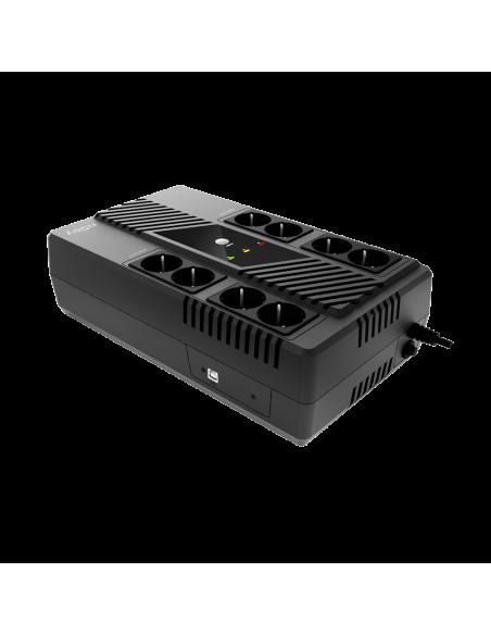 UPS nJoy Token 600 VA / 360 W Capacity 600 VA / 360 W