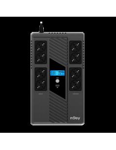UPS nJoy Token 800 VA / 480 W Capacity 800 VA / 480 W