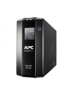 Back UPS Pro BR 900VA 6 Outlets AVR LCD Interface