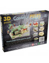 Puzzle 3D Noriel, Castelul Peles, 129 piese
