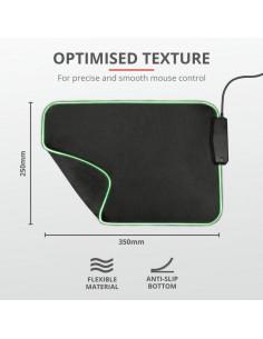 Mouse pad Trust GXT 765 Glide-Flex RGB Mouse Pad