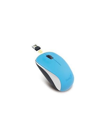 Mouse Genius wireless optic NX-7000 1200dpi albastru 2.4GHz