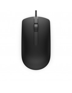 Dell Mouse MS116 3 buttons wired 1000 dpi USB conectivity