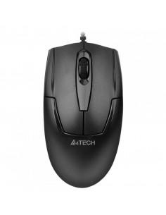 Mouse A4tech cu fir optic USB OP-540NU-1 1000 - 2000 dpi negru