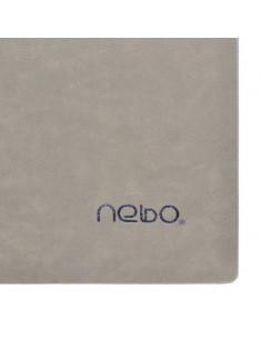 Agendă A5 Nebo A25 Nedatată, 100 File, Bej