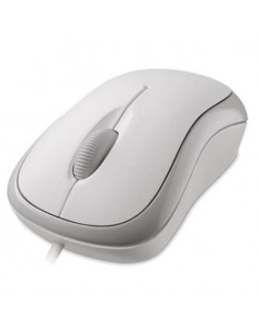 Mouse Microsoft Basic Wired Optical For Business USB Alb