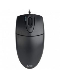 Mouse A4tech cu fir optic OP-620D-U1 800dpi negru USB