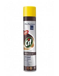 Spray Cif Wood Furniture Polish, 400 ml
