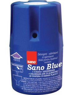Odorizant WC solid Sano Blue 150g