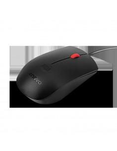 Mouse Lenovo Fingerprint Biometric Wired Black