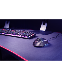 Mouse cu fir GXT 160X Ture RGB Gaming Mouse