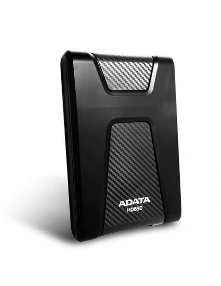 HDD extern ADATA 1TB HD650 2.5 USB 3.1 Negru