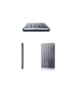 HDD extern ADATA 2TB HC660 2.5 USB 3.1 Titanium