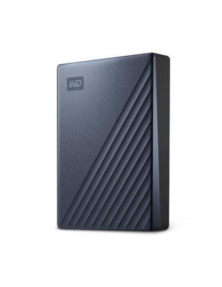 HDD extern WD My Passport Ultra 2TB 2.5 USB 3.0 Albastru