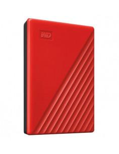 HDD extern WD My Passport 2TB 2.5 USB 3.2 Rosu