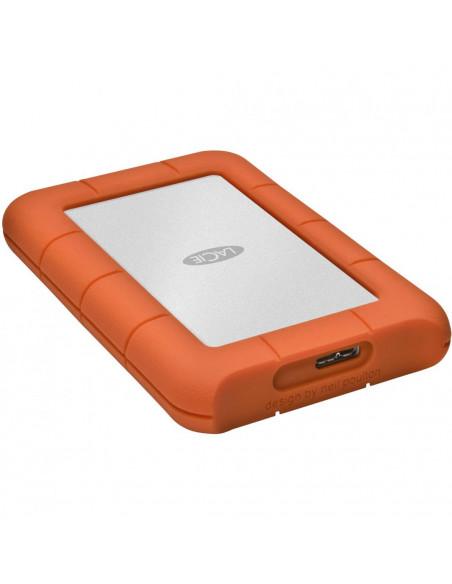 HDD extern LaCie Rugged Mini 2.5 5TB USB 3.0 Portocaliu