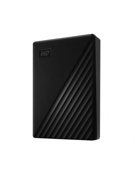 HDD extern WD My Passport 5TB 2.5 USB 3.2 Negru