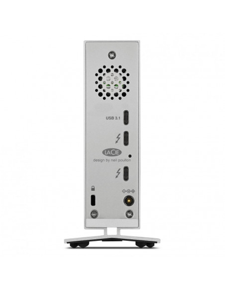 HDD Extern 8TB Lacie D2 THUNDERBOLT 3 8TB 3.5 USB 3.1