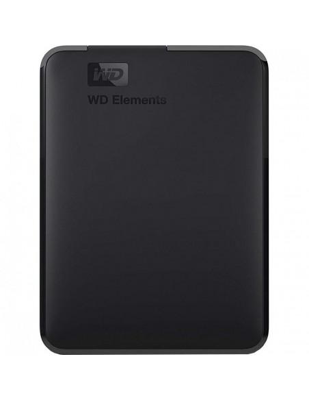 HDD extern WD 5TB Elements Portable 2.5 USB 3.0 Negru