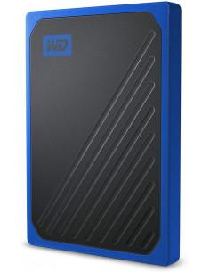 SSD extern WD My Passport Go 500GB 2.5 USB 3.0 Read speed: up
