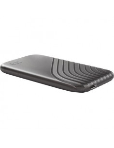 External SSD WD My Passport 500GB Speed UP to 1050 MB/s 2.5 Gray
