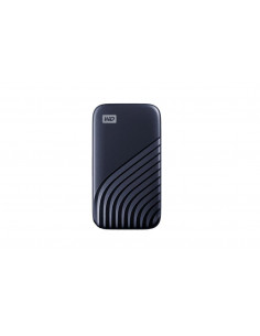 SSD extern WD My Passport SSD 1TB 2.5 USB 3.2 Read speed: up to