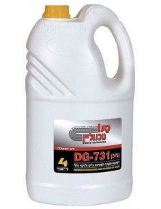 Detergent vase Sano DG- 731 24% ingrediente active 4L