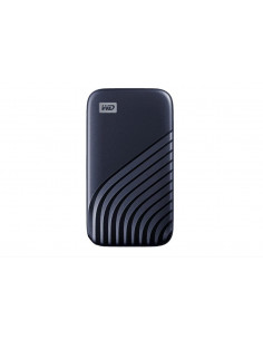 WD External SSD 2TB My Passport 25 Speed up to: 1050 MB/s