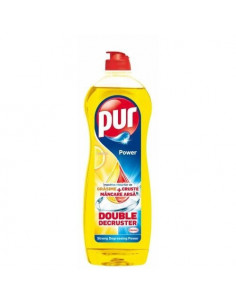 Detergent vase Pur Lemon, 900 ml