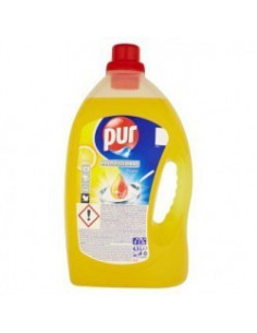Detergent de vase - Pur Power Lemon, 4.5 L