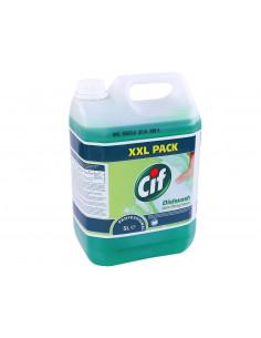 Detergent vase concentrat Cif Profesional, 5 L