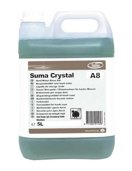 Aditiv pentru clatire Suma Crystal, 5 L