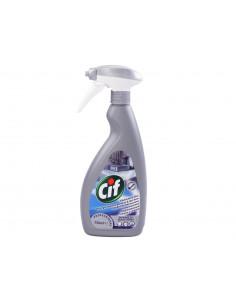 Detergent geamuri & otel inox Cif profesional, 750 ml