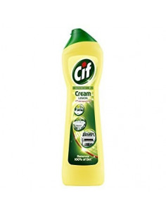 Crema de curatat Cif lemon, 500 ml