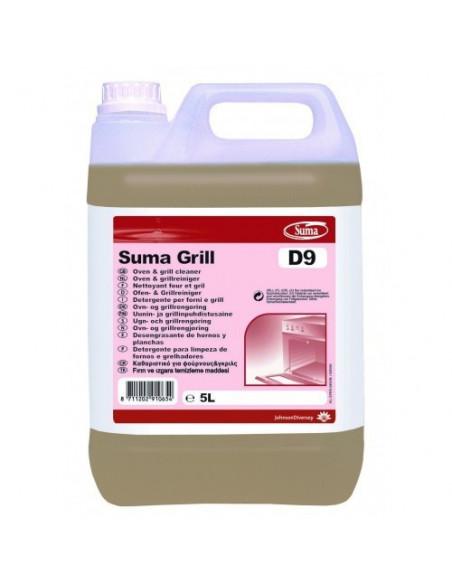 Detergent Suma Grill, 5 L