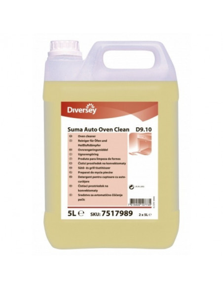 Detergent lichid Auto Oven Clean, 5 L