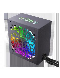 SURSA ATX 500W NJOY FREYA 500 500W Intelligent auto-thermal fan