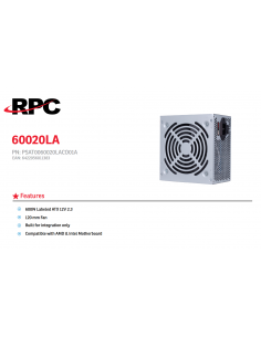 Sursa RPC ATX 600W bulk