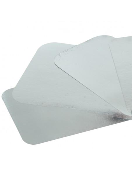 Capac pentru caserole aluminiu, 750 g, 100 buc/set
