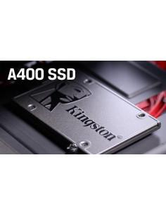 SSD Kingston A400 240GB 2.5 SATA 3 R/W speed: 500/350 MB/s 7.0mm