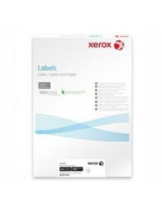 Etichete 12/A4, 105 x 44 mm, colturi drepte, 100/top, Xerox