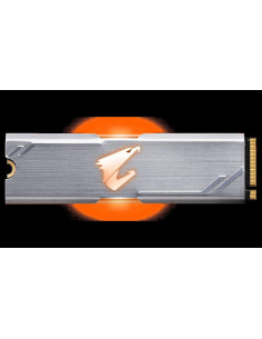 SSD GIGABYTE AORUS RGB 256 GB M.2 internal SSD PCI-Express 3.0