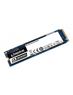 SSD Kingston A2000 500GB M.2 2280 R/W speed: up to 2200/2000MB/s