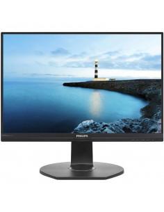 Monitor 23.8 PHILIPS 241B7QUPBEB cu statie de andocare USB-C