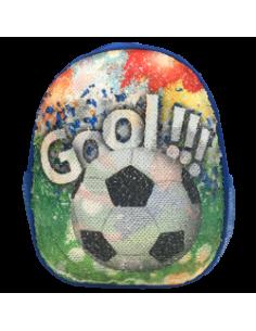 Ghiozdan gradinita fotbal GH274 DACO 31 cm