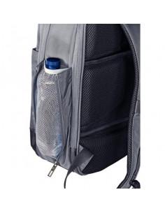 "Rucsac Smart Traveller Gri-Argintiu Laptop 15,6 "" Leitz"