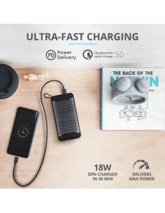 Baterie externa Trust Hyke Outdoor Powerbank 10.000 mAh USB-C